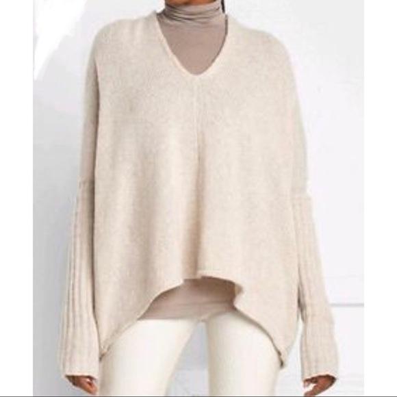 "e936e89bada BCBGMaxAzria Sweaters - BCBG Cashmere blend ""Corozo"" slouch sweater XS"